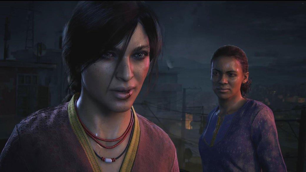 Суть. Коротко об Uncharted: The Lost Legacy — Хлоя не новый Дрейк | Канобу - Изображение 4467