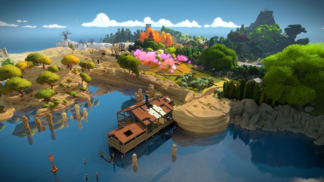 Геймеры вспомнили игры случшими океанами, морями ипрочей «водной эстетикой» | Канобу - Изображение 1365