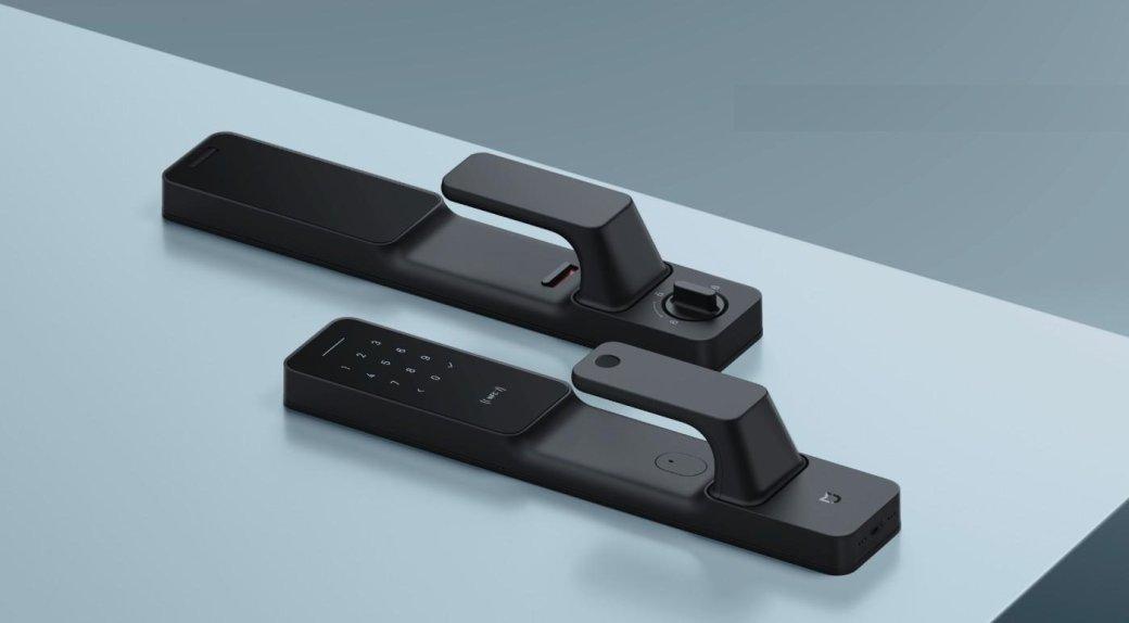 Xiaomi представила «умный» дверной замок Mijia Smart Door Lock | Канобу - Изображение 1