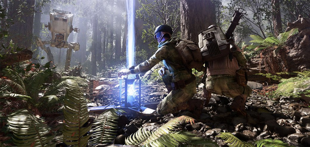 Рецензия на Star Wars Battlefront (2015)   Канобу - Изображение 9716