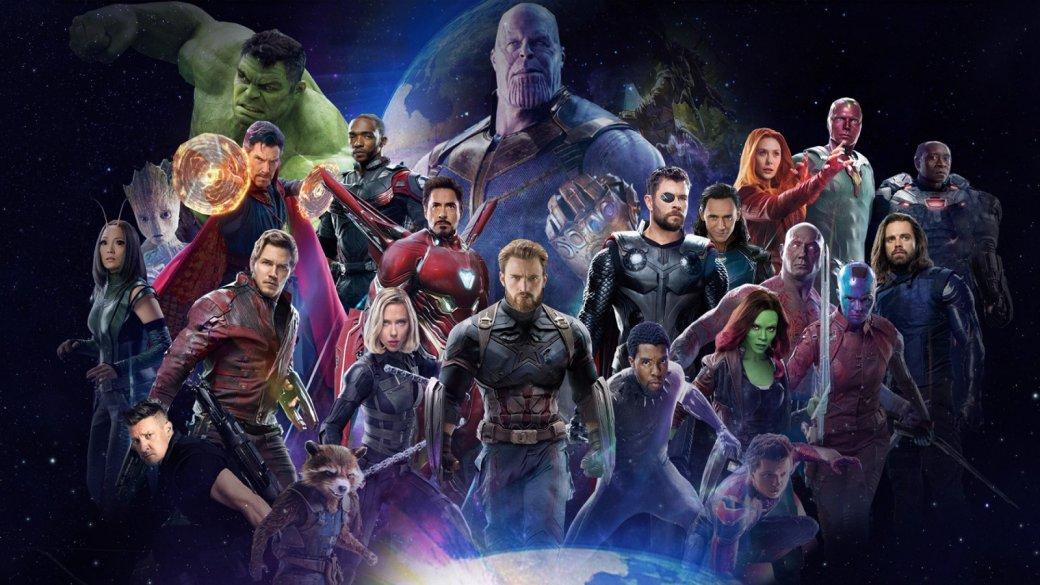 От«Железного Человека» до«Мстителей: Финал»— все фильмы Marvel вминутном ролике   Канобу - Изображение 11895