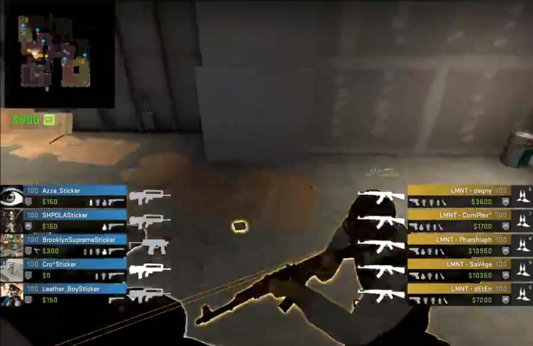 Команда поCS:GOпроиграла решающий раунд из-за бомбы, которая провалилась втекстуры   Канобу - Изображение 13196