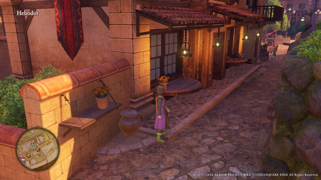 50 невероятно красочных скриншотов Dragon Quest XI | Канобу - Изображение 11521