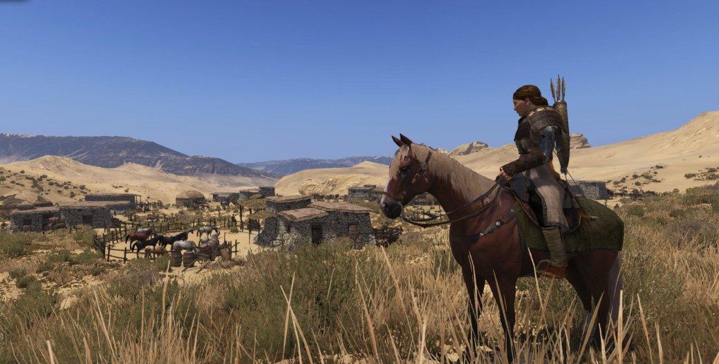 Mount & Blade 2: Bannerlord— RPG согромным потенциалом. Стоитли покупать еев«раннем доступе»?