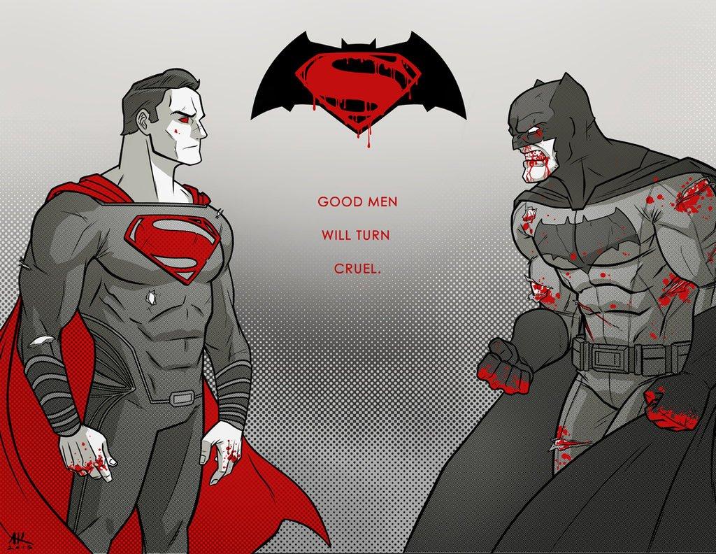 10 вещей, позволяющих Бэтмену победить Супермена | Канобу - Изображение 13