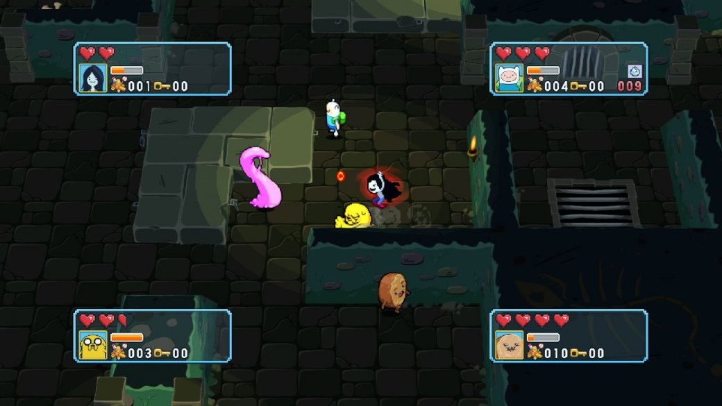Рецензия на Adventure Time: Explore the Dungeon Because I DON'T KNOW! | Канобу - Изображение 1