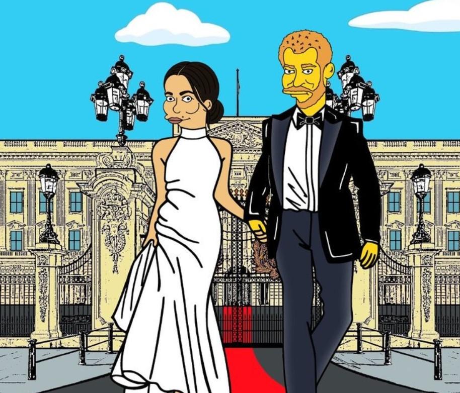 Меган Маркл может озвучить персонажа в«Симпсонах» | Канобу - Изображение 1