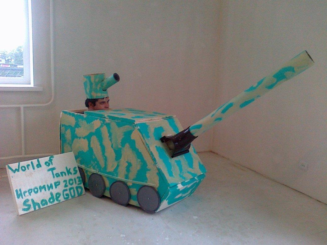 Десять лучших косплеев игры World of Tanks | Канобу - Изображение 1