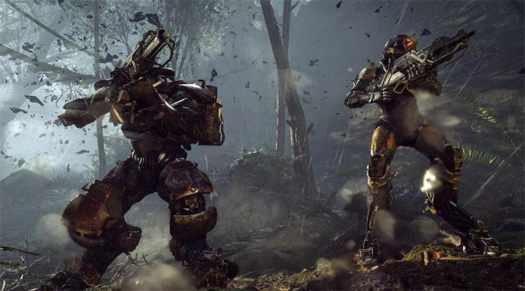 В Anthem нельзя экипировать оружие сразу после находки — и другие подробности игры | Канобу - Изображение 2365