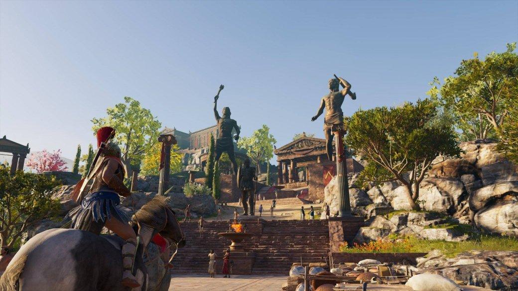 «Одно из лучших приключений в открытом мире» — что думают критики об Assassin's Creed Odyssey | Канобу - Изображение 3342