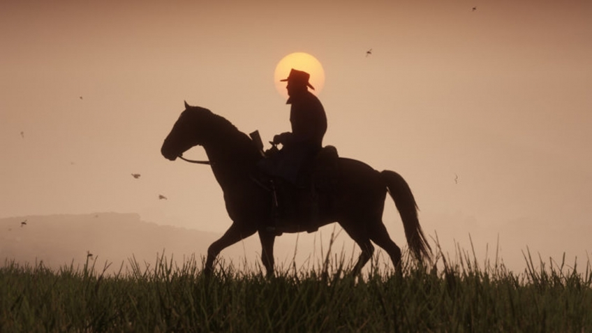 Вышел финальный трейлер Red Dead Redemption 2 — злой гризли, погони и взрывы прилагаются! | Канобу - Изображение 1