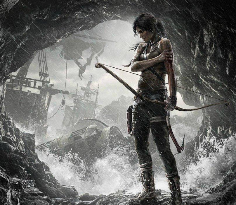 Прохождение  Tomb Raider 2013  прохождение гайд