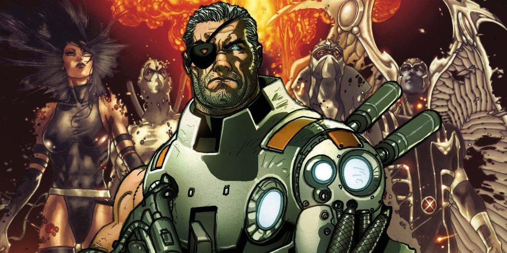 Джо Карнахан напишет сценарий «Силы Икс» с Дэдпулом и Кэйблом | Канобу - Изображение 2446