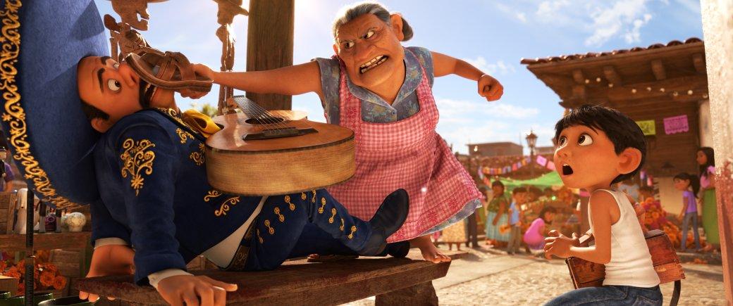 Рецензия на«Тайну Коко» Pixar   Канобу - Изображение 11597