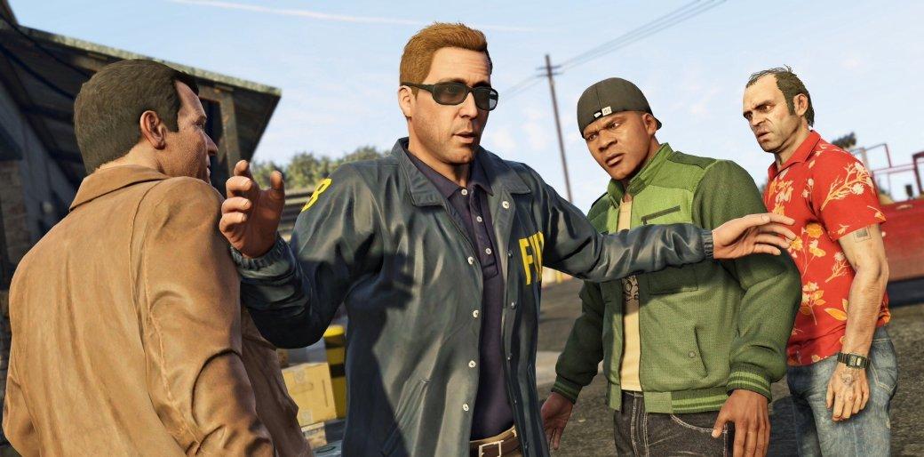 Гифка дня: добро незнает границ вGrand Theft Auto5 | Канобу - Изображение 1