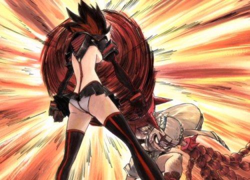 Лучшие этти-аниме(18+)— Kill laKill, NoGame NoLife, High School DxD идругие