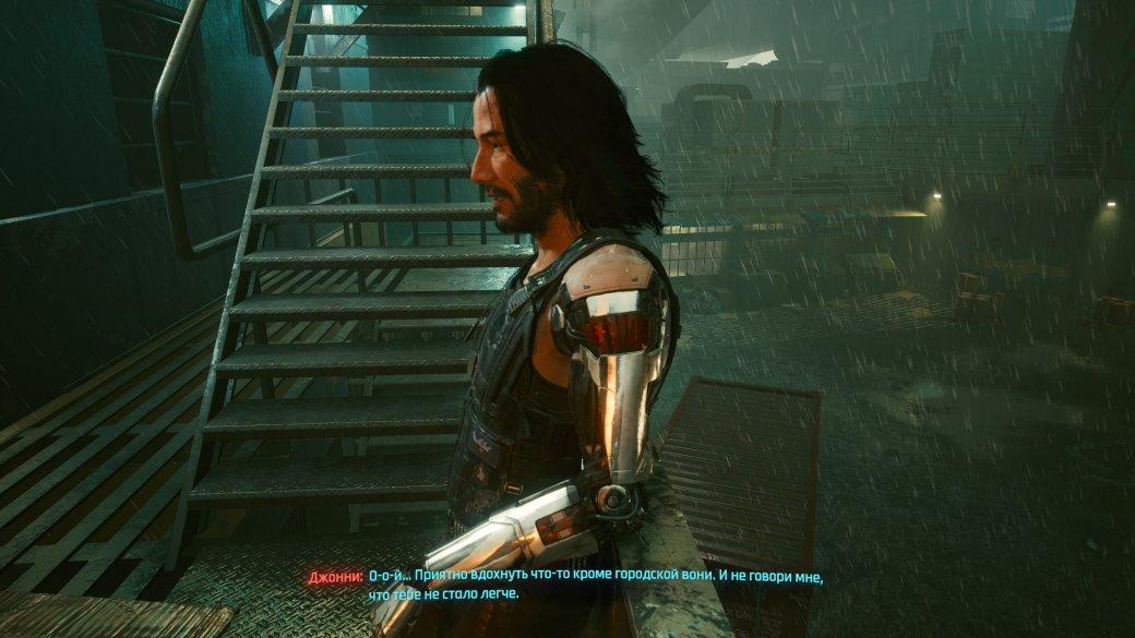 40 крутых скриншотов Cyberpunk 2077 | Канобу - Изображение 7756