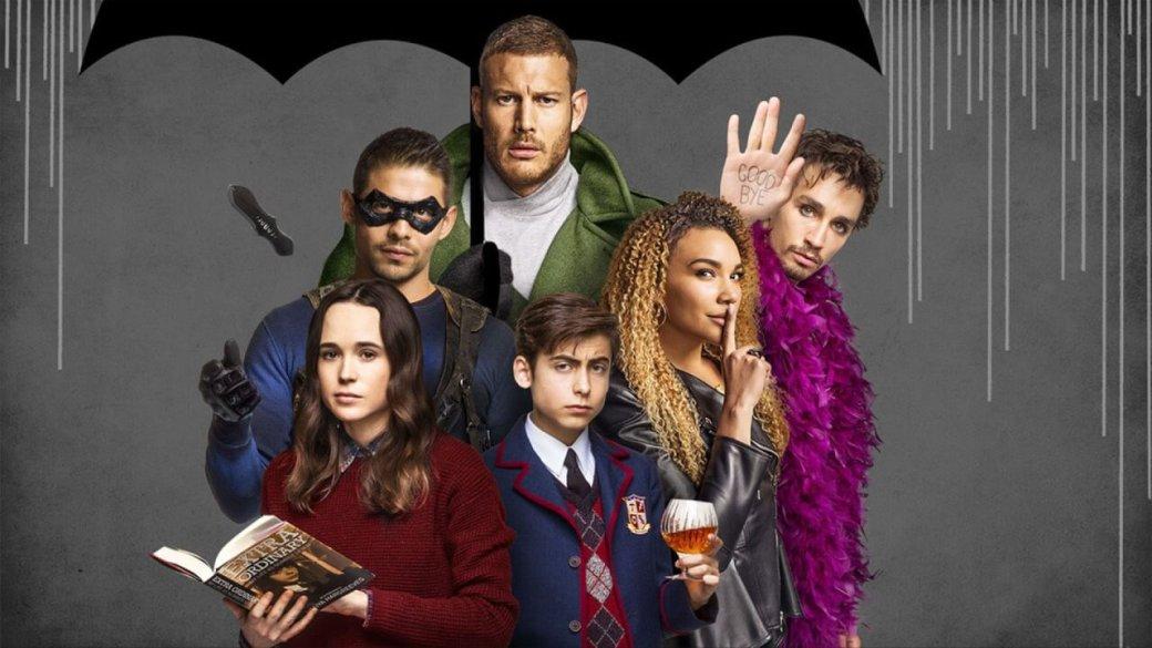 Супергеройские сериалы, похожие на «ВандаВижн» | Канобу - Изображение 623