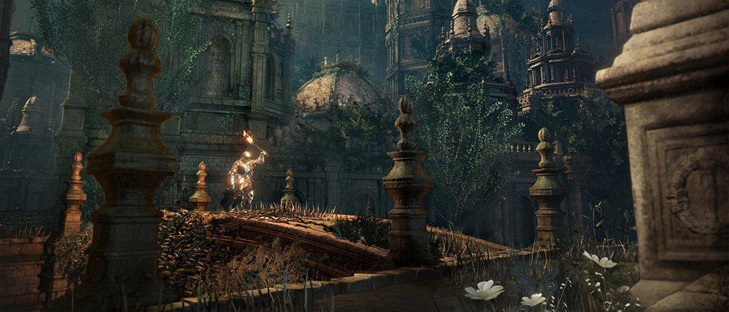 Рецензия на Dark Souls 3: The Ringed City | Канобу - Изображение 437