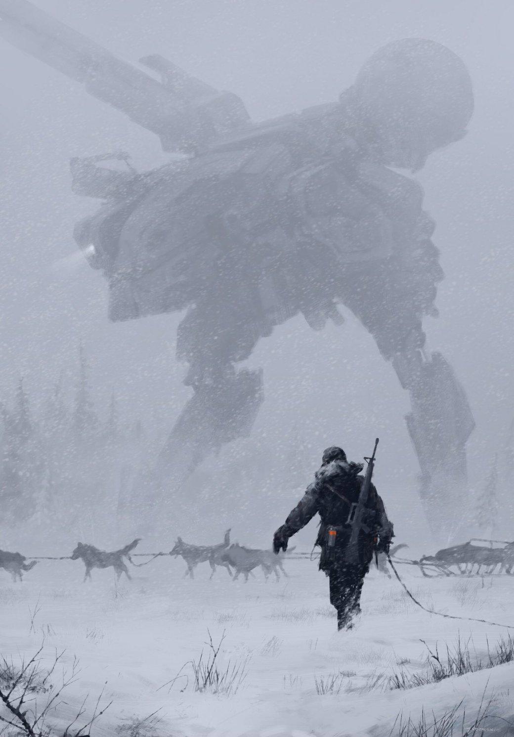 Замечательные фанарты к31-летию Metal Gear отрежиссера ееэкранизации | Канобу - Изображение 30